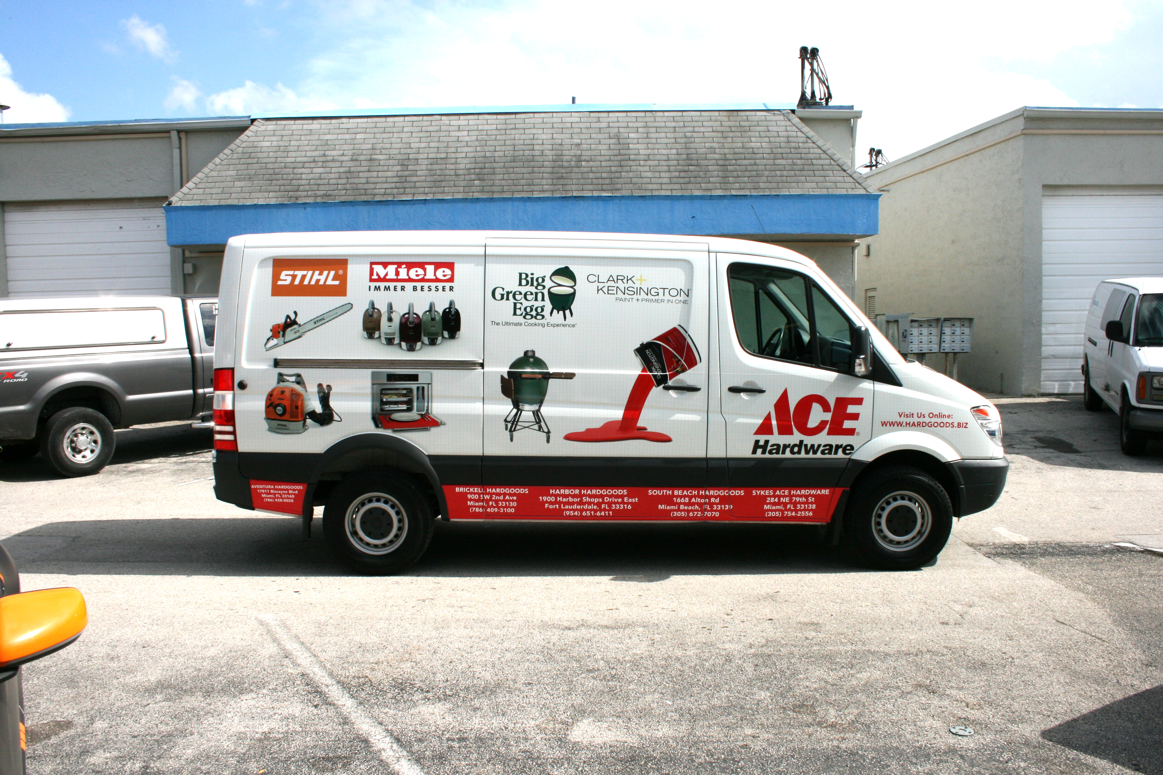 Mercedes Work Van >> Car Wrap Solutions Blog | Our Most Recent News & Work ...