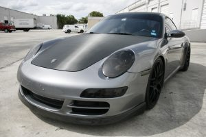 Fort Lauderdale Porsche Carbon Fiber