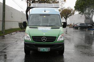 Mercedes Benz Sprinter Wrap Fort Lauderdale