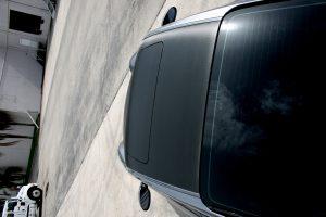 Porsche Roof Wrap Fort Lauderdale