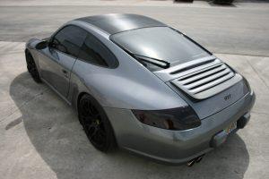 Porsche Roof Wrap Fort Lauderdale Florida