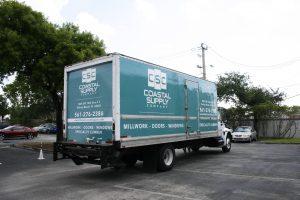 3M Truck Wrap Delray Beach Florida