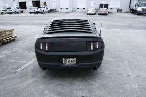3m matte black car wrap fort lauderdale florida