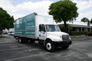 Box Truck Vinyl Wrap Delray Beach