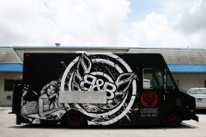 Food Truck Wrap Fort Miami