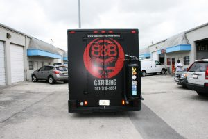 Food Truck Wrap Graphics