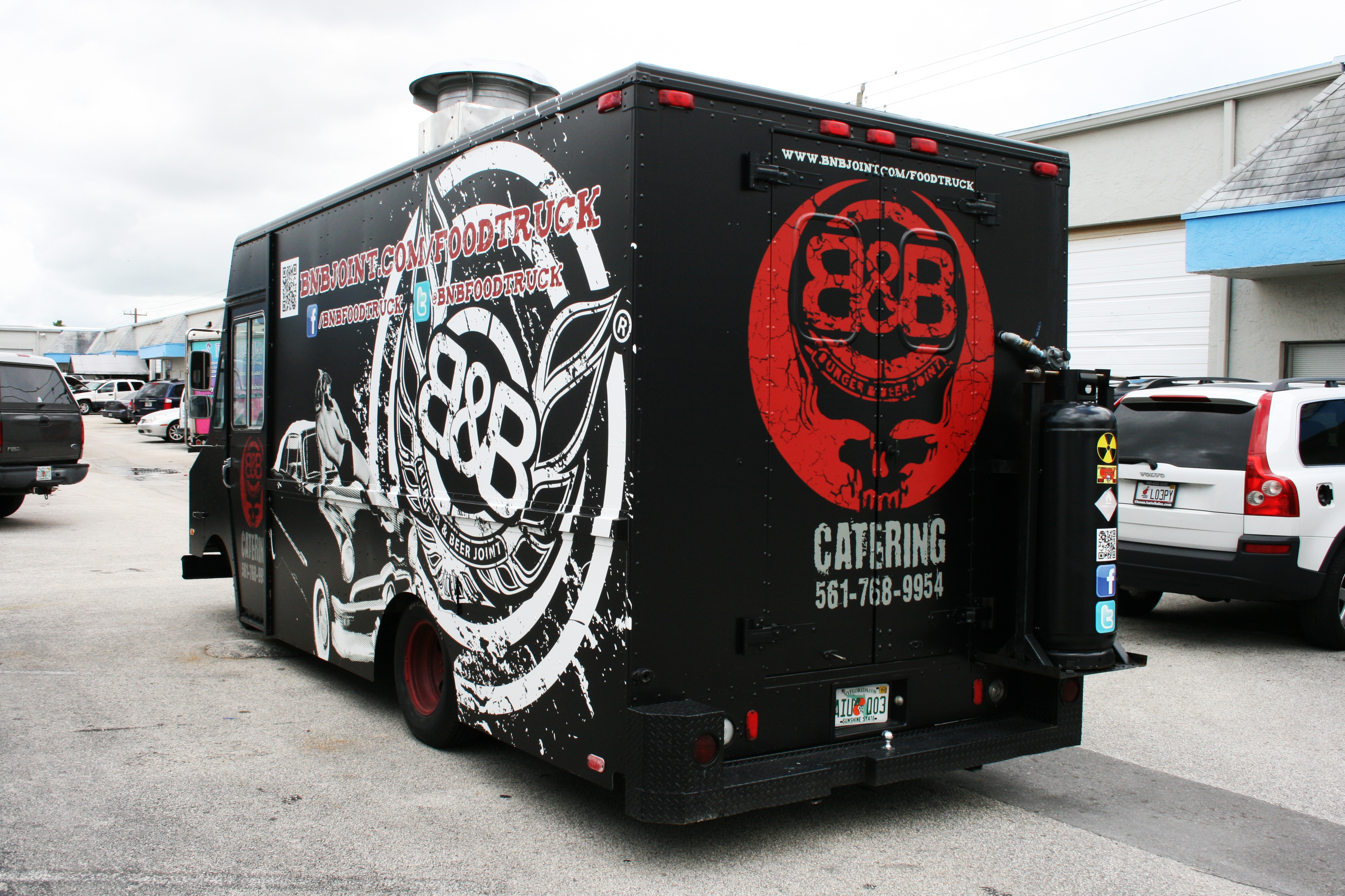 Miami Beer Food Truck