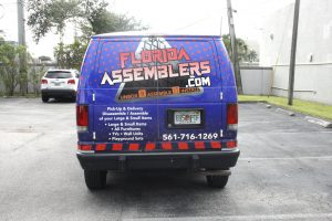 Vehicle Wrap Boca Raton Florida