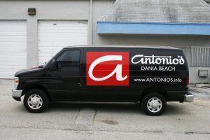 Vehicle Wrap Dania Beach Florida