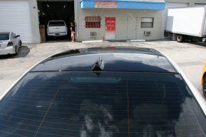 Fort Lauderdale BMW Vinyl Roof Wrap