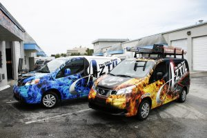 Fort Lauderdale HVAC Air Conditiong Car Wrap