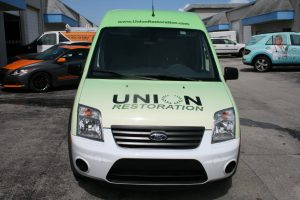 Sawgrass Ford Transit Connect Vehicle Wrap