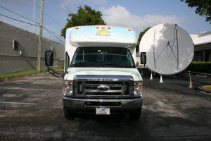 Shuttle Bus Graphic Wrap Fort Lauderdale