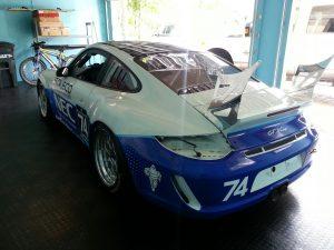 Porsche 911 GT3 Race Car Graphics