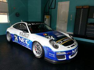 Porsche 911 GT3 Vehicle Graphics