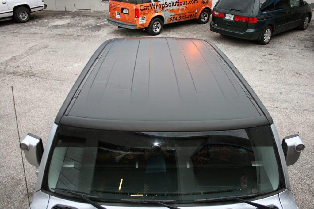 Fort Lauderdale Toyota Fj Cruiser Matte Black Vinyl