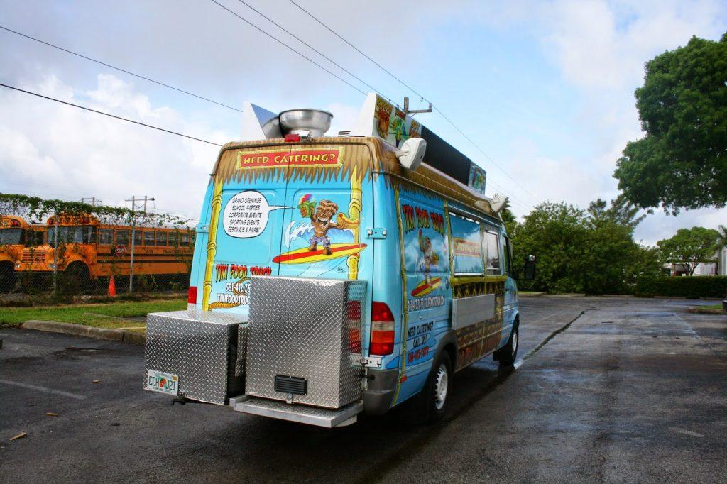 Sprinter Van Food Truck Conversion