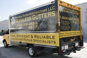 Box truck graphics Miami Florida