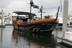 Fort Lauderdale boat graphics