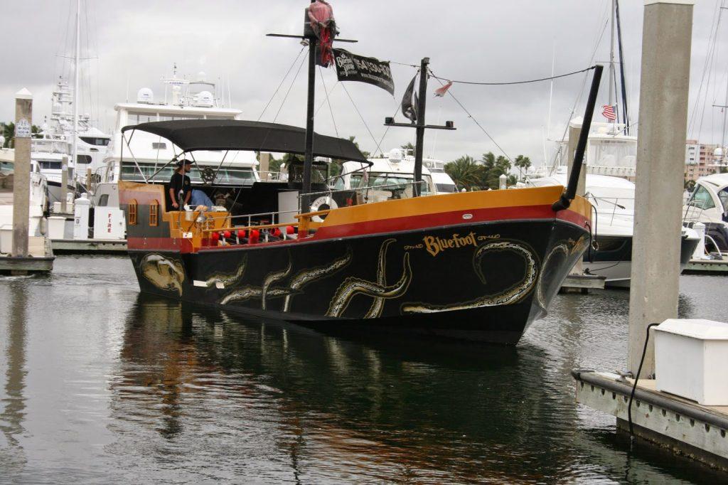 Custom Graphic Design Boat Graphics Fort Lauderdale