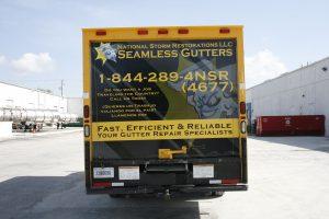 Miami Florida box truck graphics