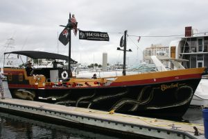 Octopuss boat graphics Fort Lauderdale Florida