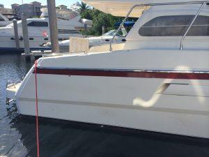 Boat Striping Miami Florida