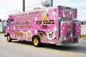 Food Truck Graphic Design Miami Florida