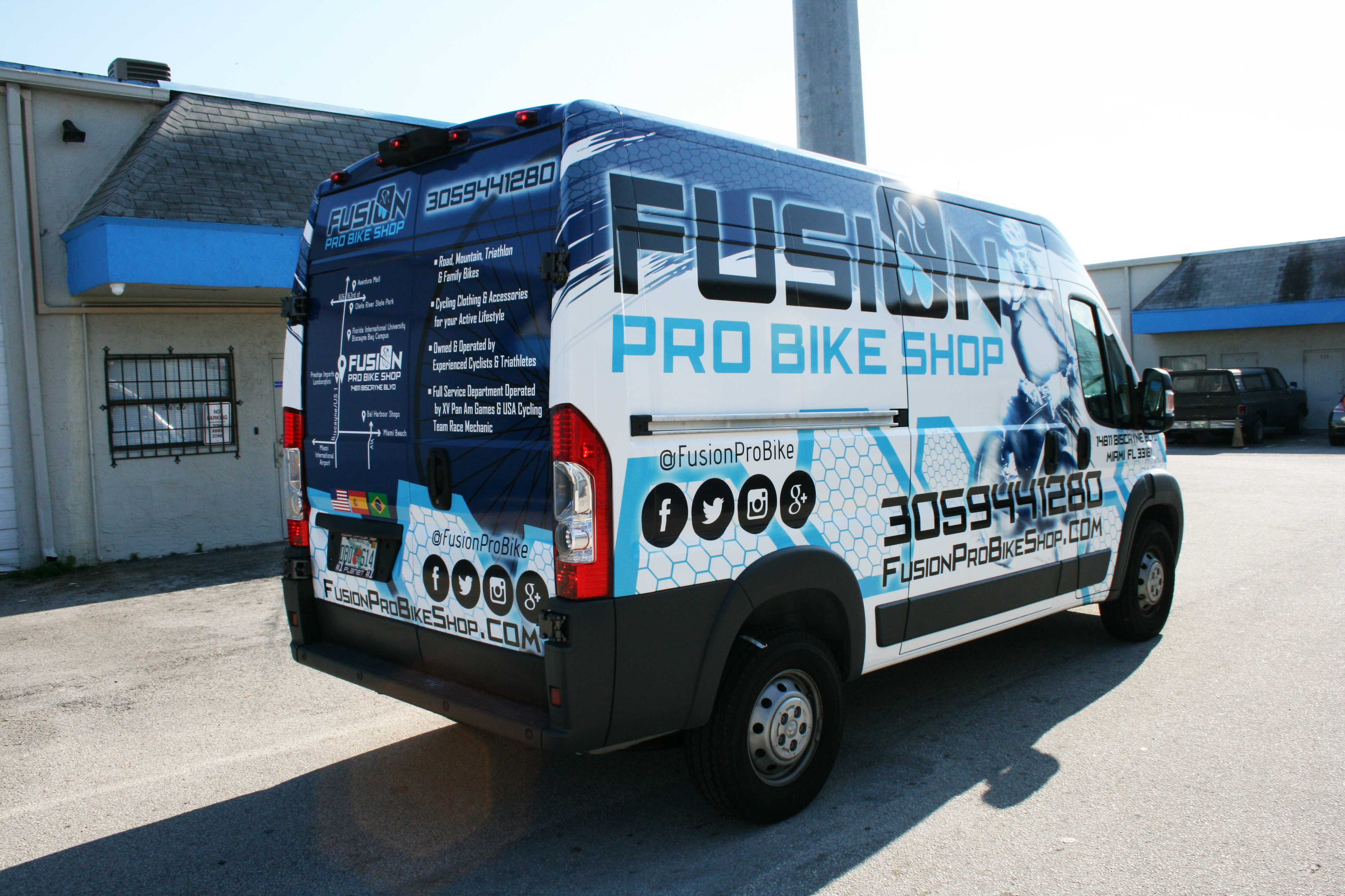 b3f32b9ec4 Here Is How To Graphic Design for Dodge Promaster Commercial Van Wraps