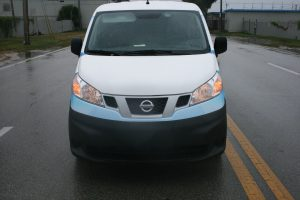 Nissan NV 200 wrap picture Davie