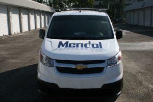 City Express Vehicle Wrap Davie Florida