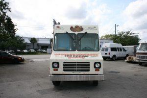 Davie Florida food truck wrap