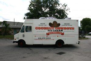 Food Truck Vinyl Vehicle Wrap