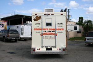 food truck vinyl graphics Davie Florida