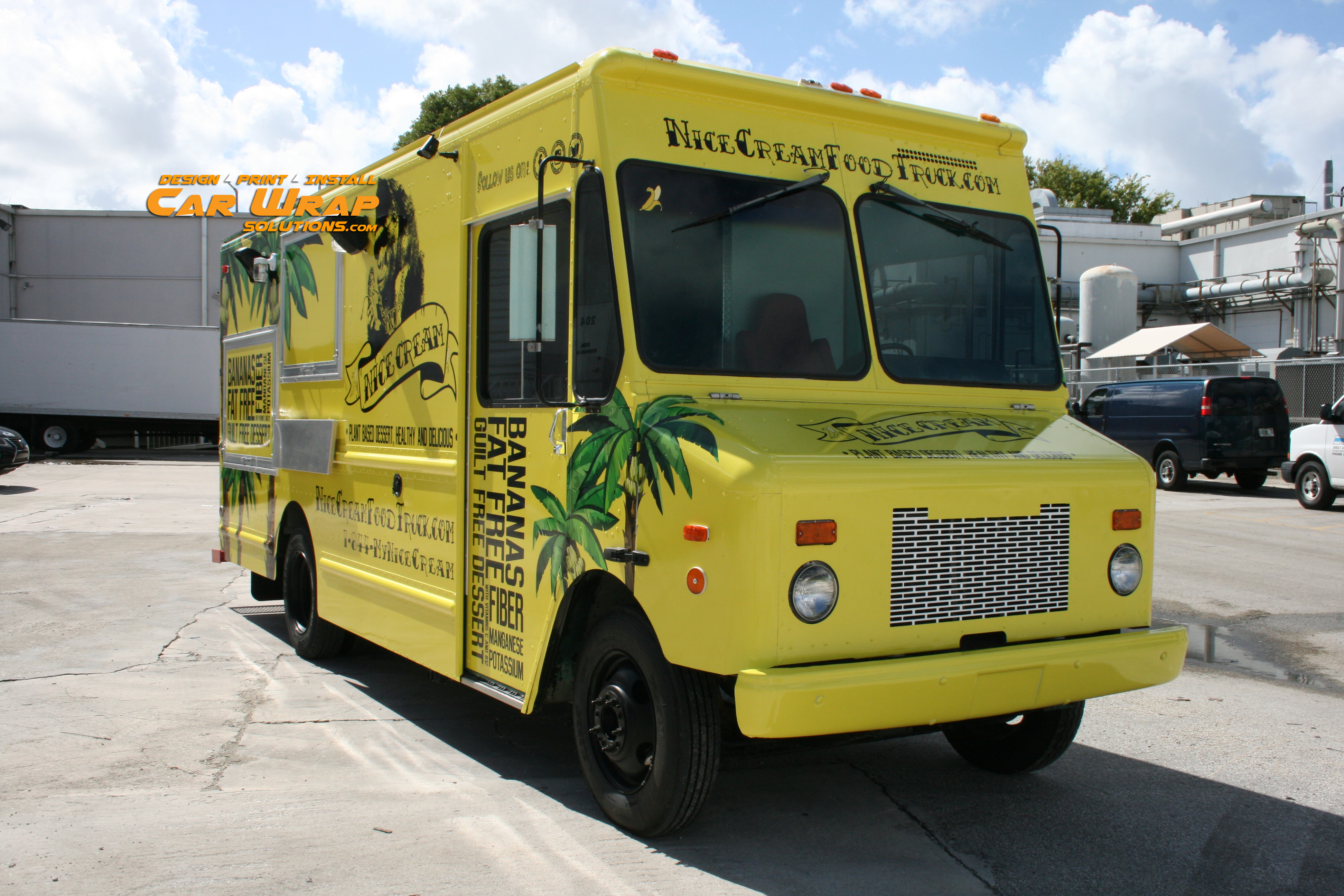 Car Wrap Solutions Knows How To Design Your Food Truck Wrap