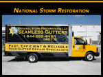Miami Florida commercial box truck vinyl wrap