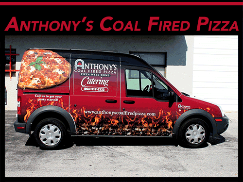 Ford Transit Connect Vehicle Wrap Fort Lauderdale Florida
