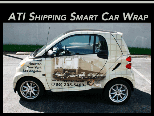 Car Wrap Opa Locka Florida