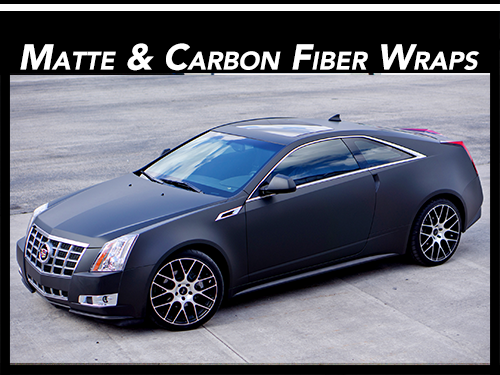 Fort Lauderdale, Coral Gables, Palm Beach Gardens Matte & Carbon Fiber Car Wraps